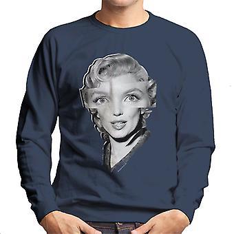 Marilyn Monroe The Prince And The Showgirl 1956 Men's Sweatshirt