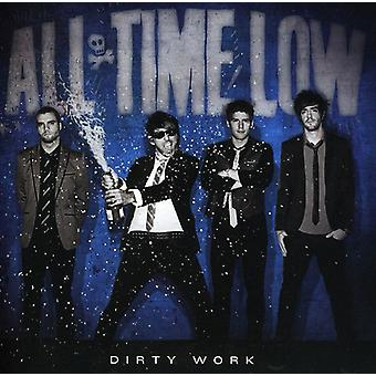 All Time Low - Dirty Work [CD] USA import