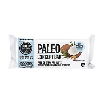 Paleo Concept Bar (Coconut and Almond Flavor) 1 bar (Almond - Coconut)