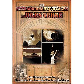 Extraordinary Voyages of Jules Verne [DVD] USA import