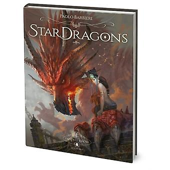 Stardragons by By artist Paolo Barbieri