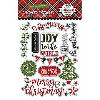 صدى بارك الكمال عبارات عيد الميلاد مينا (APC135062)
