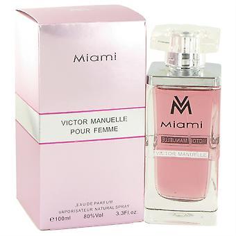 Victor Manuelle Miami Eau De Parfum Spray By Victor Manuelle