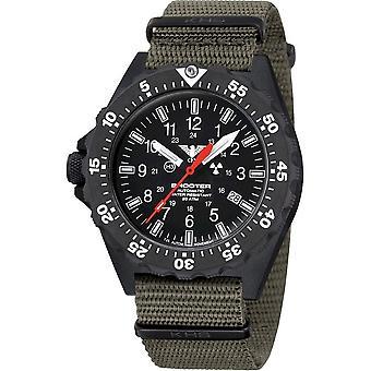 KHS - Men's Watch - Shooter MKII Automatic Nato Band - KHS. SH2AOT. NSGO
