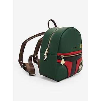 Loungefly Star Wars Boba Fett Mini Backpack