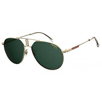 Sunglasses Unisex 1025/S Pilot gold with green glass