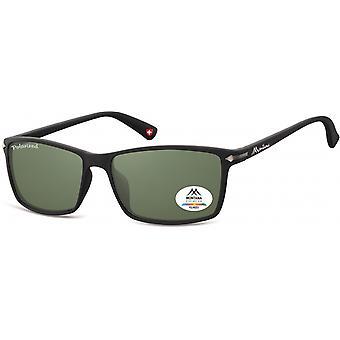 Aurinkolasit Unisex sgb musta/vihreä (MP51)