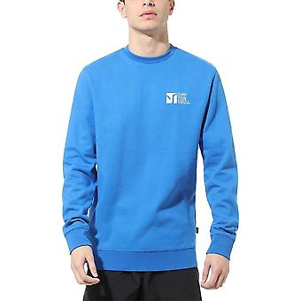 Vans Dimension Crew Sweater (azul victoria)