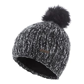Trekmates Women's Moya Knit Hat Zwart