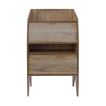 Rebecca Meble Wiara Szuflada 2 Ante 2 Nowoczesne szuflady z drewna 130.5x70x31
