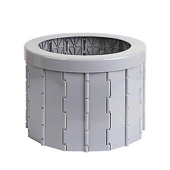 Folding Wagon Portable China Mobile Outdoor Supplies Toilet Bowl Kamer Pot