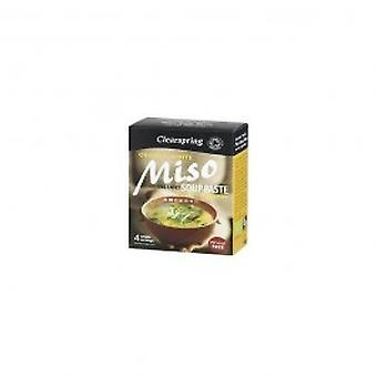 Clearspring - Instant White Miso Soup Paste & Sea Vegetable