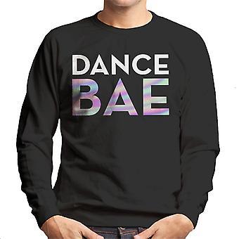 Strictly Come Dancing Dance Bae Shimmer Effect Men's Sweatshirt