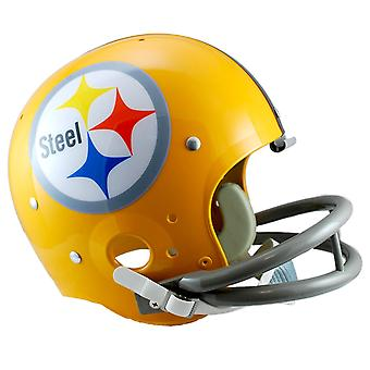 Riddell TK Replica Football Helmet - Pittsburgh Steelers 1962