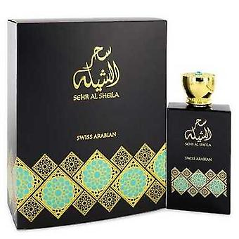Sehr Al Sheila Av Sveitsiske Arabiske Eau De Parfum Spray (unisex) 3.4 Oz (kvinner) V728-546348