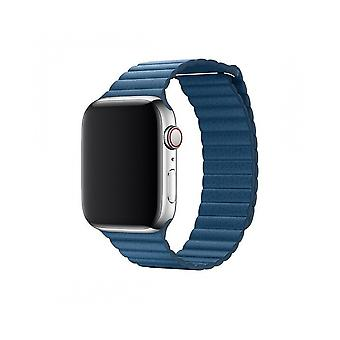 Apple Watch 38/40MM Strap Blue - Artificial Leather Loop