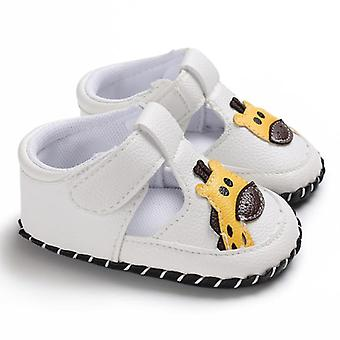 Spring Infant Baby Soft Sole Leather Shoes