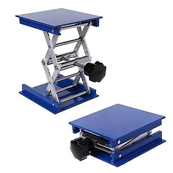 Aluminum Router Lift Table Woodworking Engraving Lab Lifting Stand Rack
