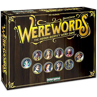 Werewords Deluxe Strategy Game