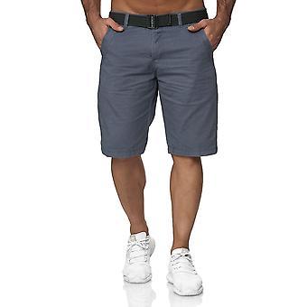 Men's 5-Pocket Chino Shorts Casual Pants Bermuda Shorts Casual Jeans Summer