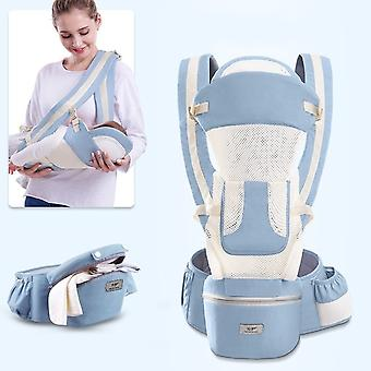 3 In 1 Baby Carrier 0-48 Month Ergonomic Infant Baby Hipseat Carrier Baby Wrap Sling