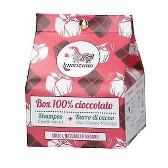 100% chocolate box 2 units
