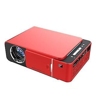 T6 LED Video Hd 720p Portable Hdmi Opcja Android Wifi Beamer Kino domowe