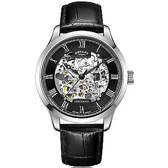 Mens Watch Rotary GS02940/30, Automatic, 42mm, 5ATM