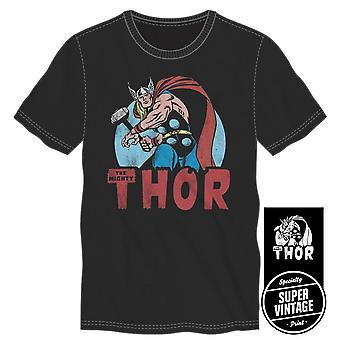 The mighty thor black t-shirt tee shirt