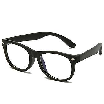 Lasten neliön optinen kehys silmälasit, neliön tietokoneen läpinäkyvä silmälasit