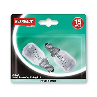 Eveready Pygmy SES Ampoule (Pack of 2)