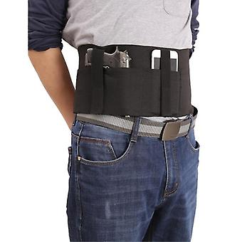 Concealed Carry Ultimate Bellyband Holster Gun Pistol Holsters With 2 Mag
