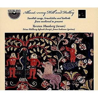 About Every Hill & Valley [CD] USA import