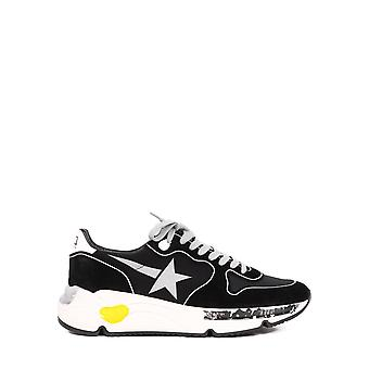 Golden Goose Gmf00126f00032690178 Men's Black Leather Sneakers