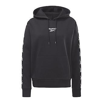 Reebok TE Tape Pack Hoody GQ3886 universal Frauen Sweatshirts