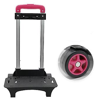 Aluminum Alloy Lightweight Premium Luggage Cart Travel Non-folding For Backpack