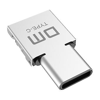 Função do adaptador Mini Type-c Otg transformar usb normal em unidade flash usb tipo C
