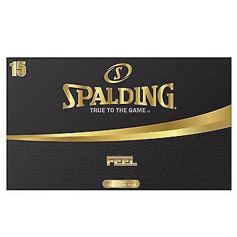 Spalding Feel Golf Balls White 15 Ball Pack