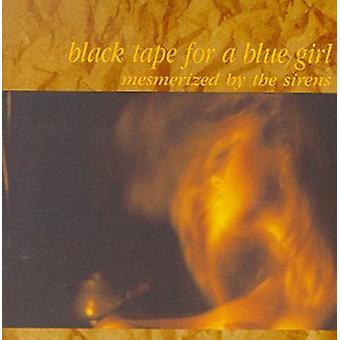 Black Tape for a Blue Girl - Mesmerized by the Sirens [CD] USA import