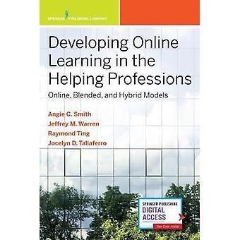 Utveckla online-lärande i hjälpyrken - Online - Blend