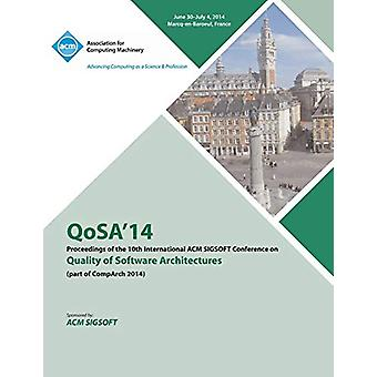 QoSA14 10th International ACM SIGSOFT Conference on the Quality of So