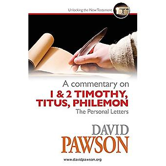 A Commentary on The Personal Letters by David Pawson - 9781909886704