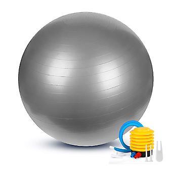 運動ジムボールアンチバーストピラティスヨガコア出産トレーニングポンプ付き
