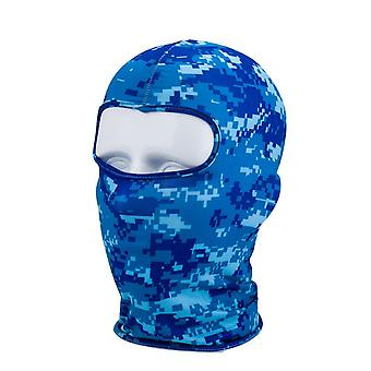 Running Ski Cycling Cap, Windproof Dust Protection Mask