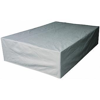 suojaava holkki lounge set 255 cm polyesteri harmaa