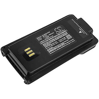 Kaksiosainen radioakku Hytera BL2016 PD985 PD985U CS-HPD985TW 7.4V 2000mAh