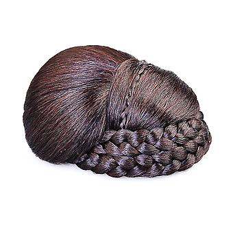 Synthetic Hair Extension Chignon Hair Bun Wig Hairpiece For Women