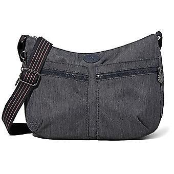Kipling Izellah - Women's Crossbody Bags, Blue (Active Denim)