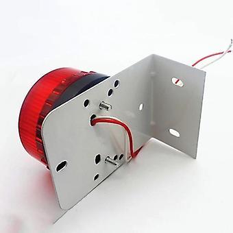 Sikkerhetsalarm Strobe Signal Safety Advarsel Mini Blinkende LED-lys
