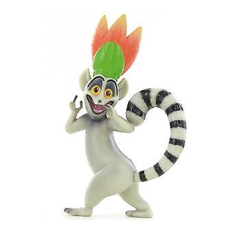 Figure King Julien Comansi Madagascar